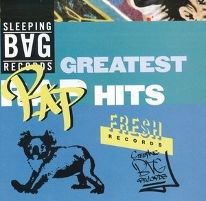 Sleeping Bag Records Greatest Hits album cover