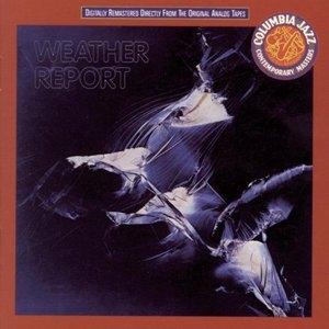 Weather Report (1971) album cover