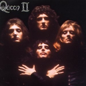 Queen II (Exp) album cover