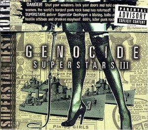 Superstar Destroyer album cover
