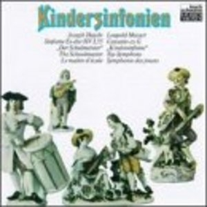 Kindersinfonien album cover