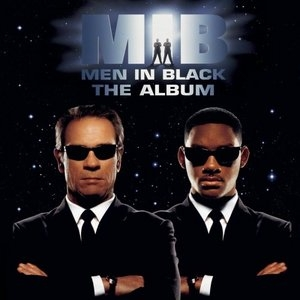 Men In Black: Original Motion Picture Soundtrack album cover