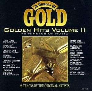 70 Ounces Of Gold: Golden Hits Vol.2 album cover