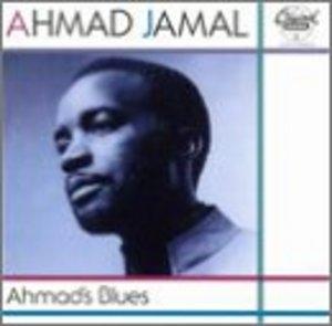 Ahmad's Blues album cover