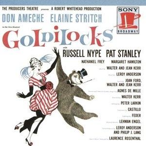 Goldilocks (1958 Original Broadway Cast) album cover