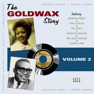 The Goldwax Story, Vol. 2 album cover