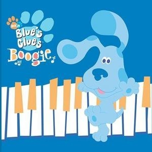 Blue's Clues Boogie album cover