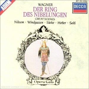 Wagner: Der Ring Des Nibelungen: Great Scenes album cover