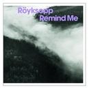 Remind Me album cover