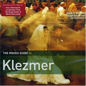 The Rough Guide To Klezmer album cover