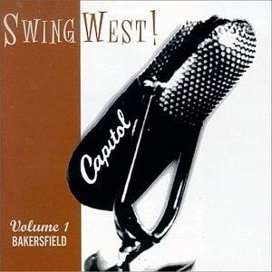Swingwest Vol.1-Bakersfield album cover