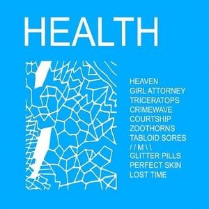 Health album cover