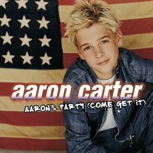 Aaron's Party (Come Get It) album cover