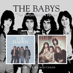 The Babys~ Broken Heart (Remastered) album cover