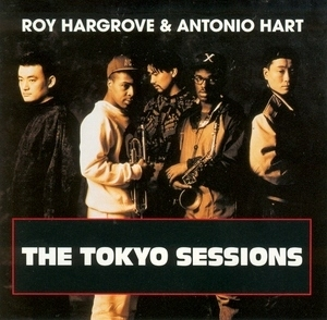 The Tokyo Sessions album cover