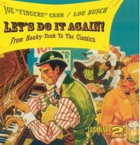 Lets Do It Again: From Honky Tonk To The Classics album cover