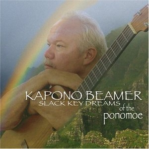 Slack Key Dreams Of The Ponomoe album cover