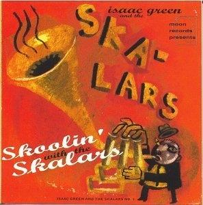 Skoolin' With The Skalars album cover