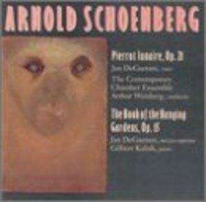 Schoenberg Perriot Lunaire Etc album cover