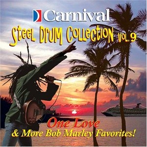 Carnival Steel Drum Collection, Vol. 9: Bob Marley Favorites album cover