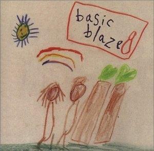 Basic Blaze album cover