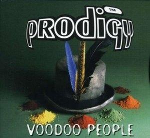 Voodoo People (Single) album cover