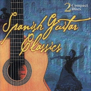 Spanish Guitar Classics album cover