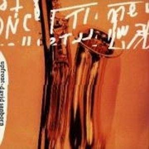 Upfront album cover