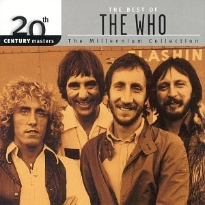 The Millennium Collection: The Best Of The Who album cover
