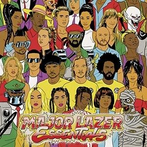 Major Lazer Essentials album cover