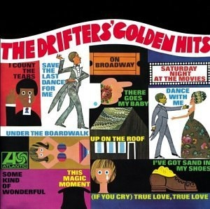 Drifters' Golden Hits album cover