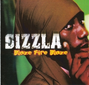 Blaze Fire Blaze album cover