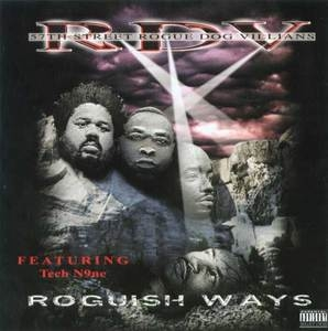 Roguish Ways album cover