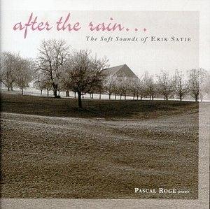 After The Rain: The Soft Sounds Of Erik Satie album cover