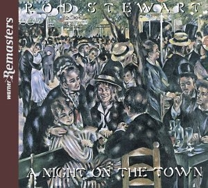 A Night On The Town album cover
