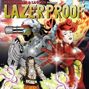 Lazerproof album cover