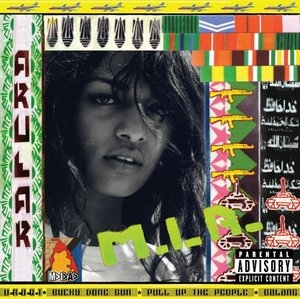 Arular album cover
