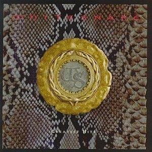 Whitesnake's Greatest Hits (Geffen) album cover