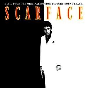 Scarface (Soundtrack) album cover