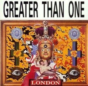 London album cover