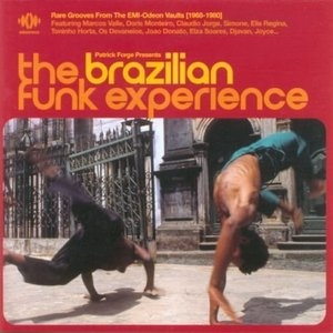 The Brazilian Funk Experience: Rare Grooves From EMI-Odeon Vaults (1968-1980) album cover