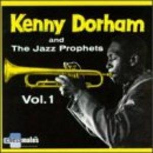 The Jazz Prophets album cover