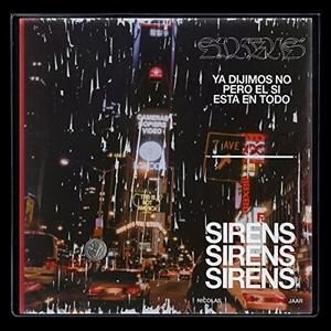 Sirens album cover