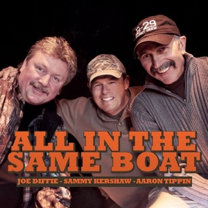All In The Same Boat album cover