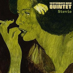 Stevie album cover