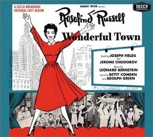 Wonderful Town (Original 1953 Broadway Cast) album cover