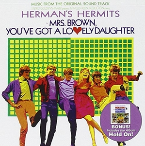 Mrs. Brown You've Got Lovely Daughter~ Hold On album cover