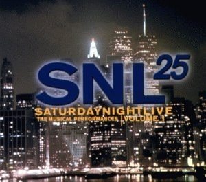 SNL 25:The Musical Performances Vol.1 album cover