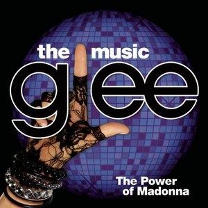 Glee: The Music, The Power Of Madonna album cover