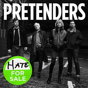 Hate For Sale album cover